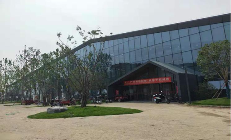沣西新城总部经济园综合能源供应站/游泳池工程