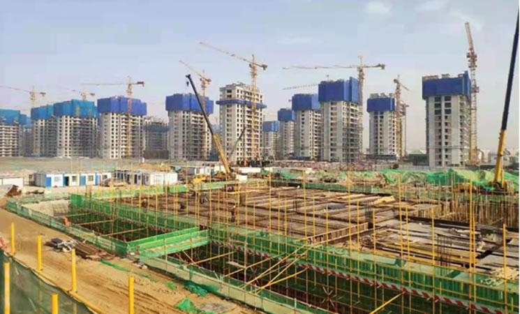 中国西部科技创新港科教板块综合能源工程