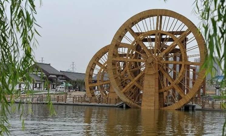 渭南市老官台西溪湖文化遗址公园项目策划方案