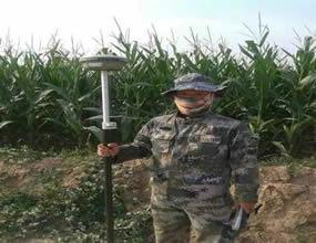 澄城县高标准农田竣工验收测量项目