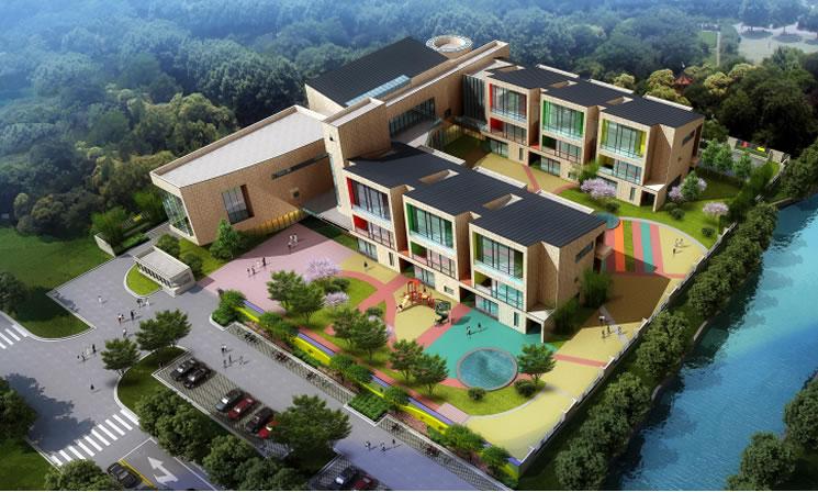 渭南市华州区城南教育基础设施配套项目