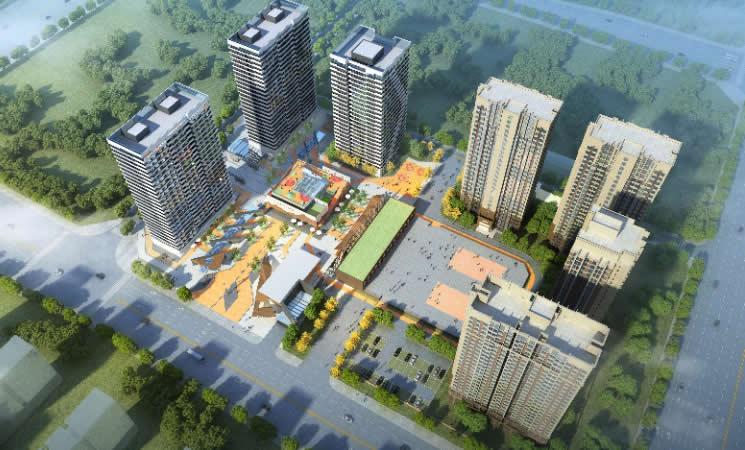 汉中市经开区南区棚户区改造项目