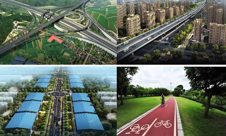路桥设计项目